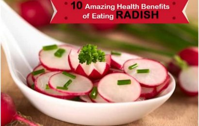 10 benefits of eating raw radish and radish juice
