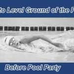 How to level ground for a pool without digging The Easiest and best way