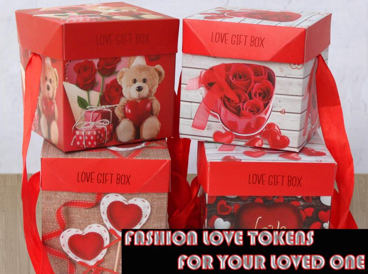 5 FASHION LOVE TOKENS FOR YOUR LOVED ONE5 FASHION LOVE TOKENS FOR YOUR LOVED ONE