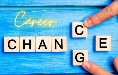 A Quick Discussion On Changing Career